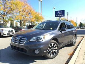 2015 Subaru Outback 3.6R w/Limited Pkg EYESIGHT