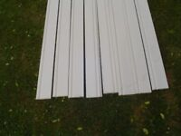 Eurocell 100mm Ogee Skirting Board