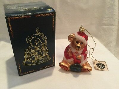 """Boyds Bears """"The GlassSmith Collection"""" Ornament-Retired-LE Northstar"""