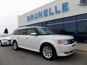 Ford Flex  SEL, Traction intégrale awd, toit hitch 8 pneus