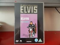 COLLECTORS EDITION OF ELVIS IN ROUSTABOUT DVD