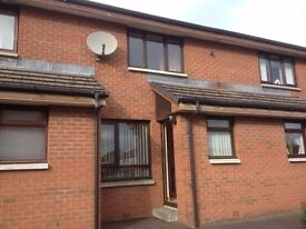 LET AGREED /2 BED MID TERRACE, Newbridge, Dumfries. £475 pcm. New kitchen.