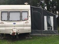 Bailey Ranger Caravan 2000