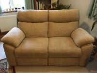 2-seater sofa excellent condition