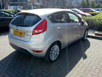 2010 Ford Fiesta Titanium for sale - 1.4 - Silver - 72,000 - Good condition, & well looked after