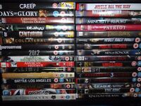 Great Collection of 130 DVDs for sale!