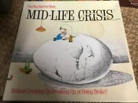 ' Mid Life Crisis ' Board Game for 2-6 Players