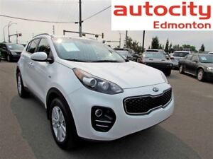 2017 Kia Sportage LX AWD AUTOMATIC BLUETOOTH HEATED SEATS