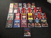 Boxing year books 1985-2010