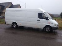 Man and van removals, fully insured reliable service. 1 man £25 ph, 2 men £35 ph.