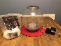Biorb fish tank 15 ltr - £10