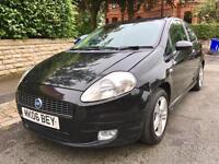 2006 Fiat Punto Sport 1.4 3 Door Black Needs TLC