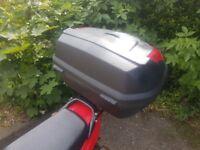 Motorbike top boc