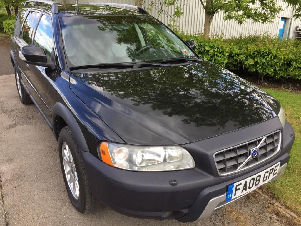 sep 2006 volvo xc70 cross country 4wd estate lhd left hand. Black Bedroom Furniture Sets. Home Design Ideas