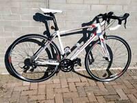 Giant defy 3 2014 road bike