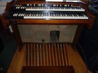 Hammond Organ A100 (like B3 C3) Leslie 122 Cabinet