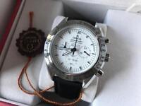 Swiss Omega SpeedMaster Chronograph Watch