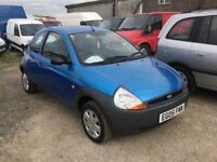 2005 FORD KA LOW MILES FULL SERVICE HISTORY YRS MOT ANYTRIAL WELCOME IDEAL FIRST CAR PX WELCOME