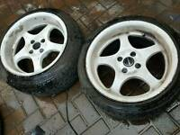 Borbet t alloys 4x100 9j