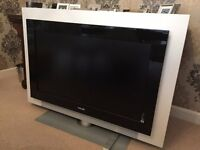 "philps 42"" tv flat screen with stand MUST SEE!!!!"