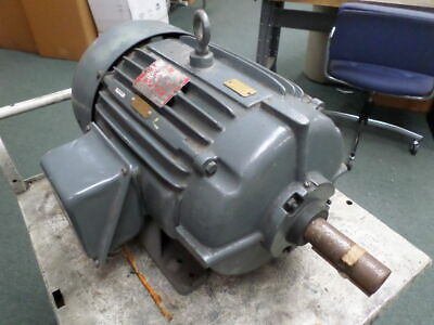 Lincoln Electric D-3g4054 20hp Ac Motor