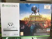 Xbox one S 1TB 4k New