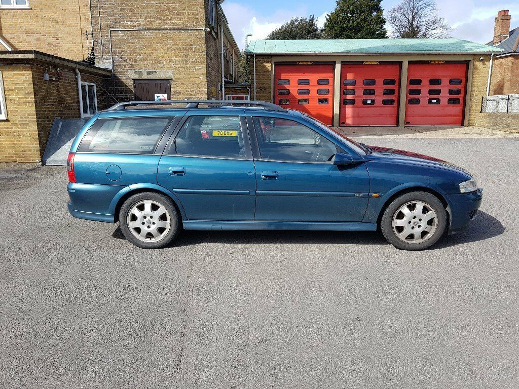 vauxhall vectra 2600 v6 estate in ferndown dorset gumtree. Black Bedroom Furniture Sets. Home Design Ideas