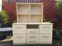 Office filing cabinets drawers and wall units
