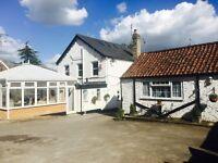 Maid/Housekeeper for small Inn/House Cambridge & Newmarket