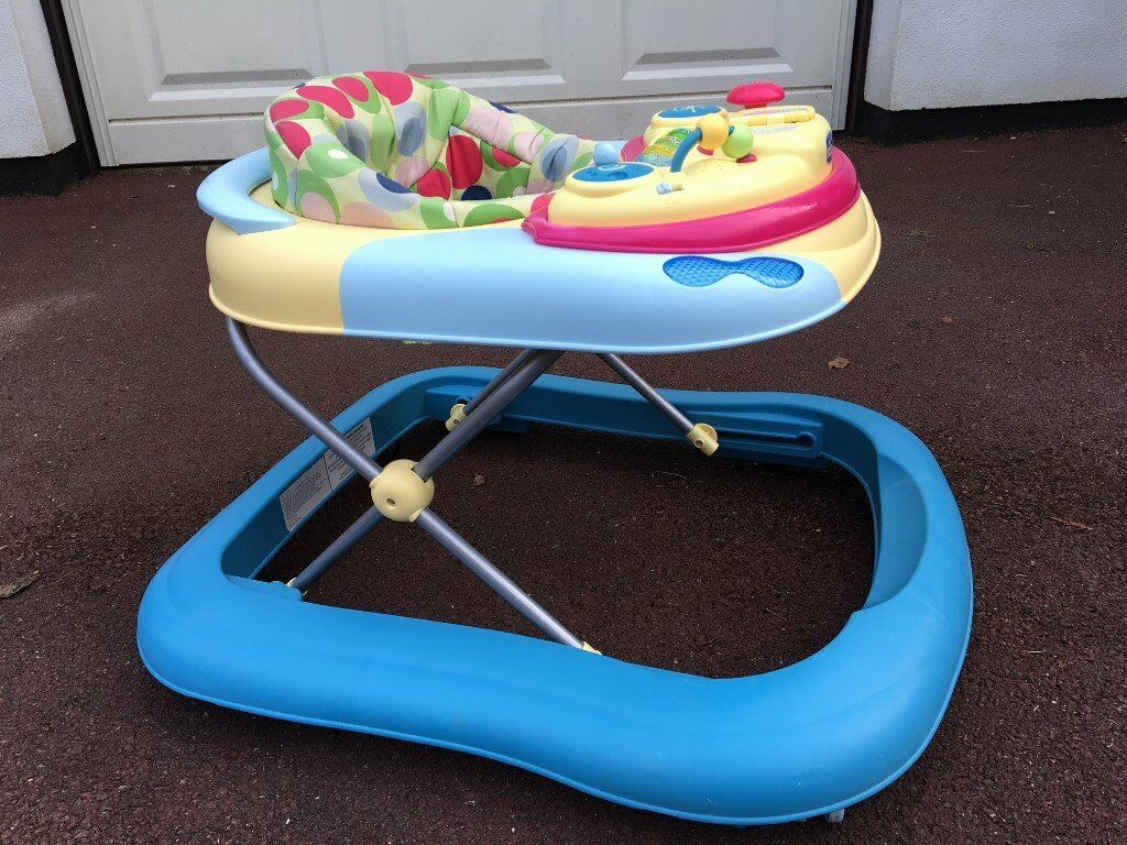 Chicco Baby Walker - Very Good Condition