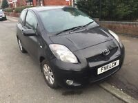 Toyota yaris 2011 only 18000 miles