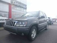 2004 Jeep Grand Cherokee Laredo**TOIT OUVRANT**SIEGES EN CUIR**
