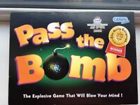 Pass the Bomb (never been used)