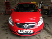 1.0lt Corsa - Petrol - 2009 - FSH - Great Condition - Priced to sell