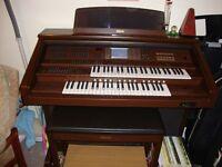 Yamaha AR 80 Electone Organ
