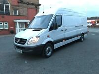 MERCEDES-BENZ SPRINTER LWB 2012 LOW MILEAGE IN MINT CONDITION