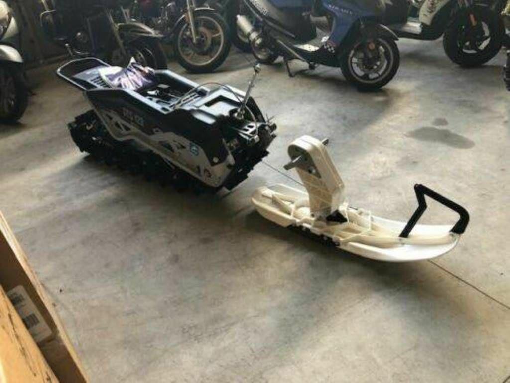 Owner 2014 Yamaha Power Comoplast Track Kit