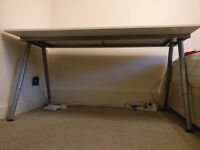 IKEA GALANT Desk (1/2) - Retail price 70gbp