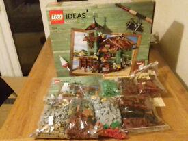 Lego Set 21310 Fishing Store