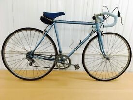PEUGEOT 12 Speed cabolite Tubing 52 cm fully serviced