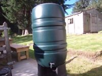 Large capacity water butts