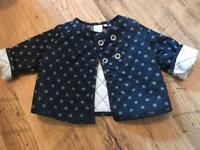 Denim junior j jacket