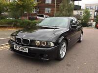 2003 BMW E39 525i sport 86k