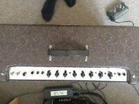 "LIMITED EDITION FENDER HOT ROD DELUXE III WITH ""WESTERN"" TOLEX, GREAT CONDITION, £550"