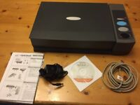 Plus tea OpticBook 3800 flatbed scanner