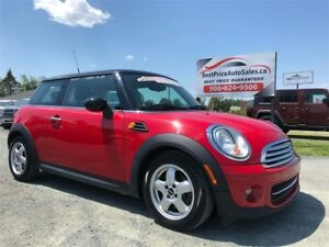 2011 MINI Cooper CERTIFIED! HEATED LEATHER! WE DELIVER!