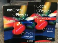 CCEA GCSE Science textbooks and revision books