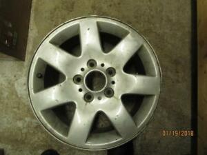 SET OF 4 USED 16 INCH ALLOY RIMS FOR BMW 3 SERIES