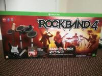 Xbox one rock bands 4 new
