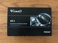 Bluetooth hands free adapter for Mercedes Benz car